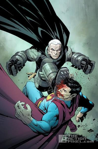 greg capullo Dark Knight III: the master race. the action pixel. dc comics. entertainment on tap. @theactionpixel