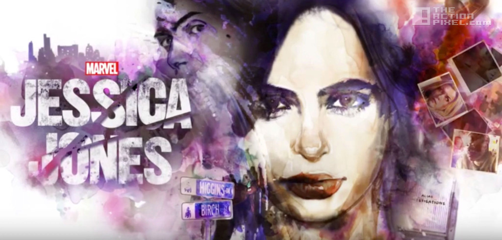 jessica jones. the action pixel. marvel. netflix. @theactionpixel.