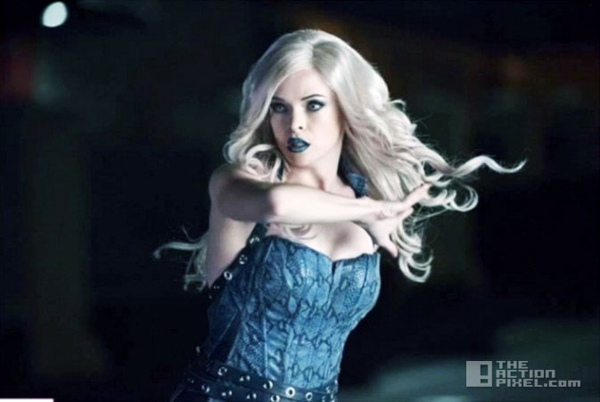 killer frost. The Flash. the action pixel. @theactionpixel