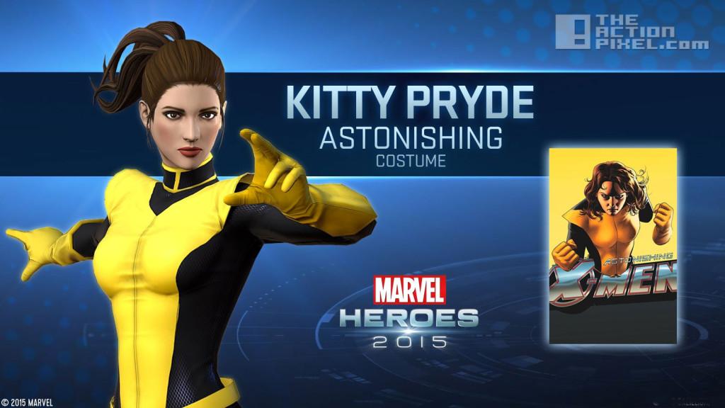 kitty pryde astonishing costume. the action pixel. @theactionpixel