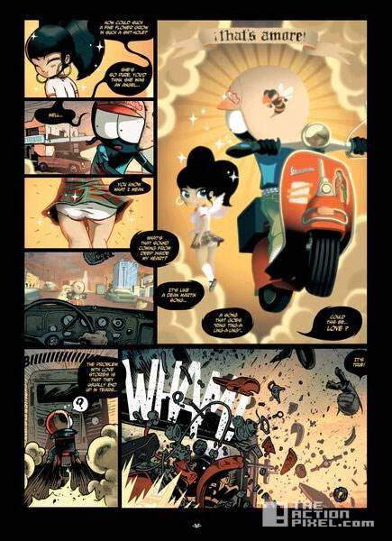 Mutafukaz Comic Trailer The Action Pixel