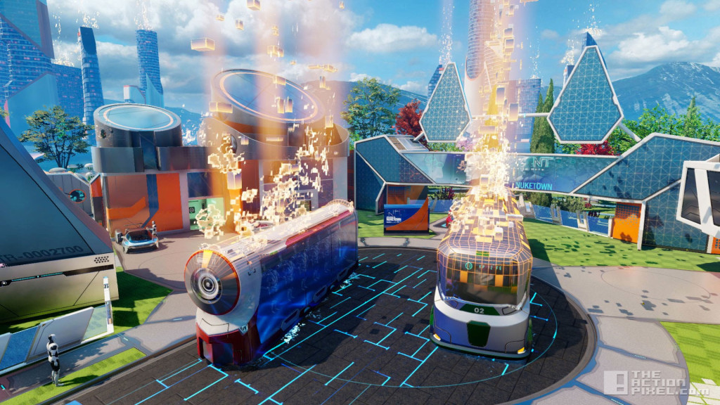 nuk3town. call of duty. black ops 3.  nuk3town. treyarch. activision.