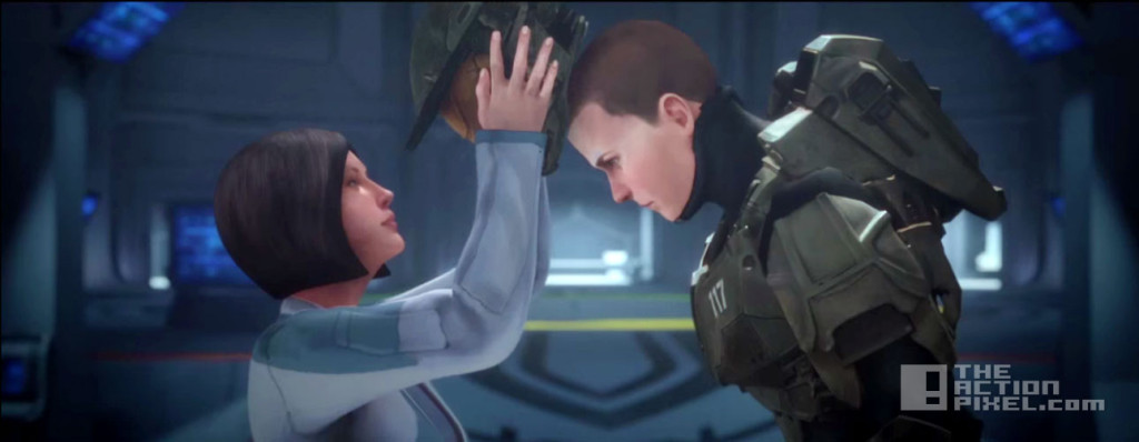 the fall of reach. halo. the action pixel. 343 industries. @theactionpixel