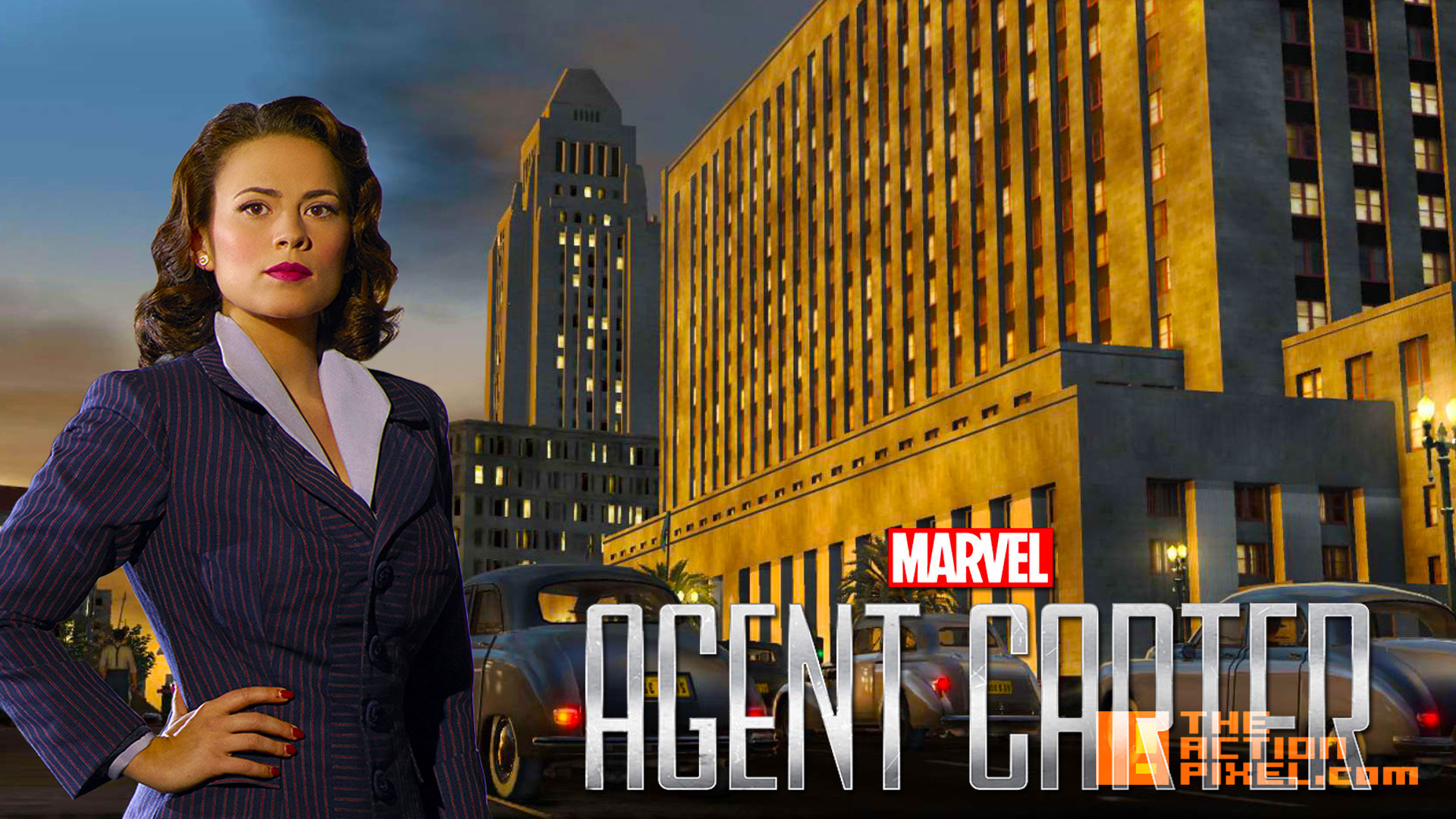 """Marvel's Agent Carter"" Season 2 'New Adventure' Promo"