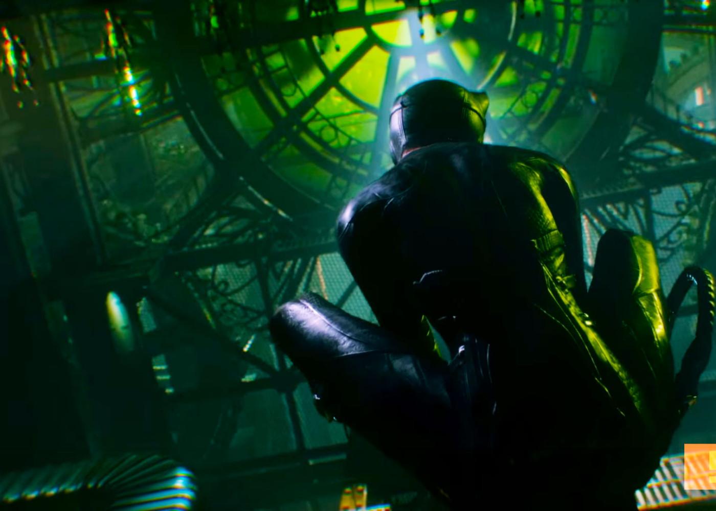 batman arkham knight dlc. catwoman. the action pixel. @theactionpixel. Rocksteady games.