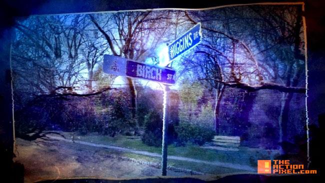 birch higgins road signs. jessica jones. marvel. netflix. the action pixel. @theactionpixel