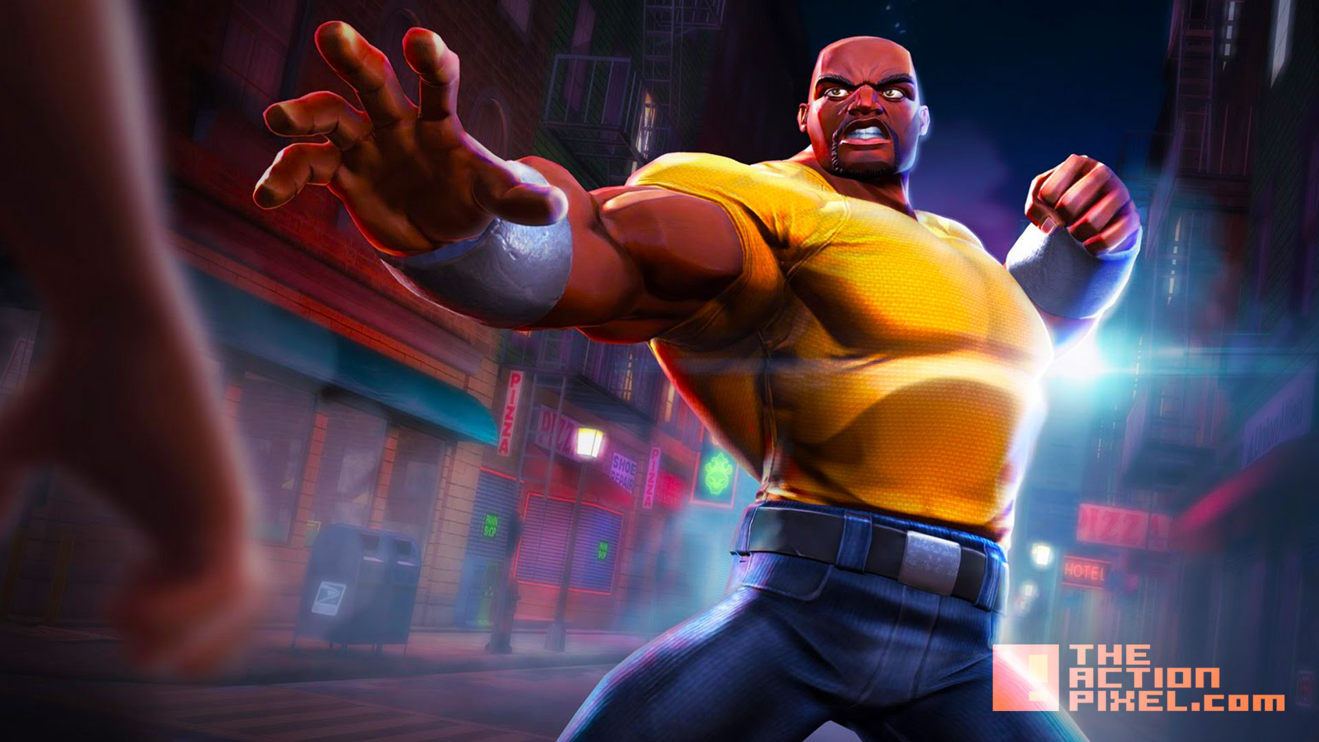 Download Wallpaper Marvel Luke Cage - contestofchampions_lukecafge  Photograph_257659.jpg