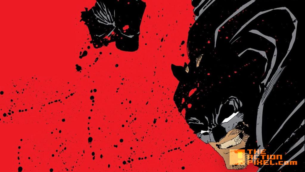 dark knight. batman. dc comics . frank miller. the action pixel. @theactionpixel