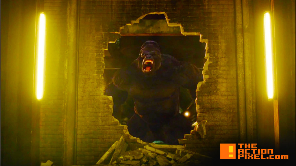 gorilla grodd. the cw. the flash. the action pixel. @theactionpixel
