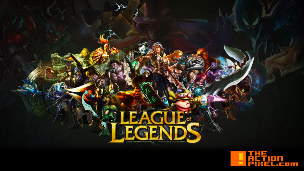 league of legends. poppy. the action pixel. entertainment on tap. riot. @theactionpixel. league of legends