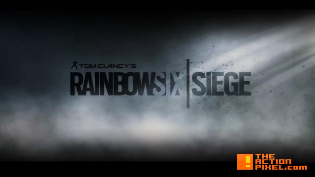 rainbow 6 siege. ubisoft. the action pixel. @theactionpixel