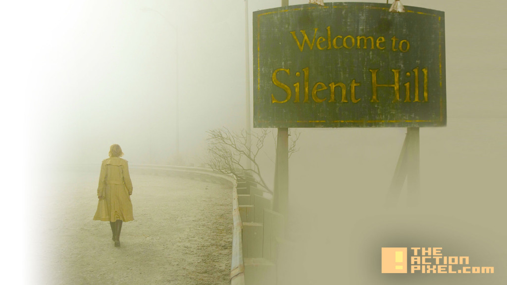 silent hill. konami. the action pixel. @theactionpixel