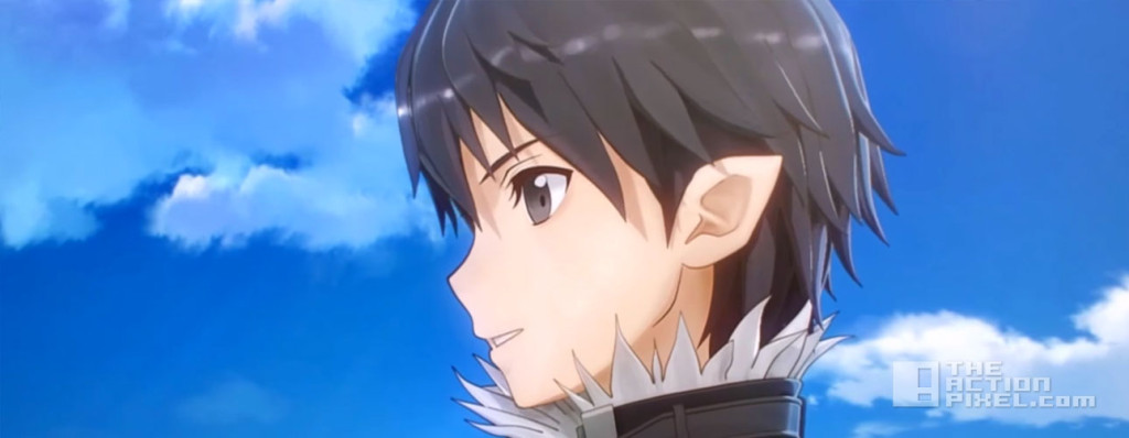 sword art online: lost song. bandai namco. the action pixel. @theactionpixel