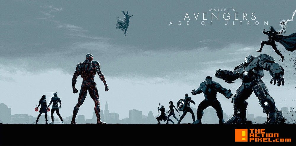 marvel phase 2. the action pixel. @theactionpixel