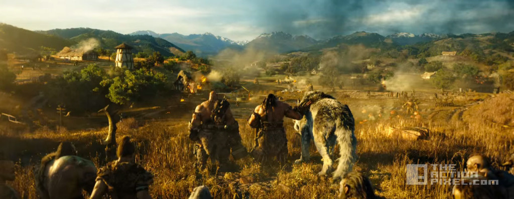 warcraft blizzard. legendary. universal. the action pixel. @theactionpixe