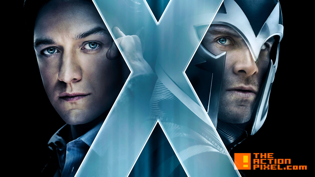 x-men: first class. 20th century fox. marvel. the action pixel. @theactionpixel