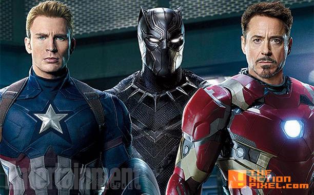 black panther. iron man. captain america: civil war. theactionpixel. @theactionpixel