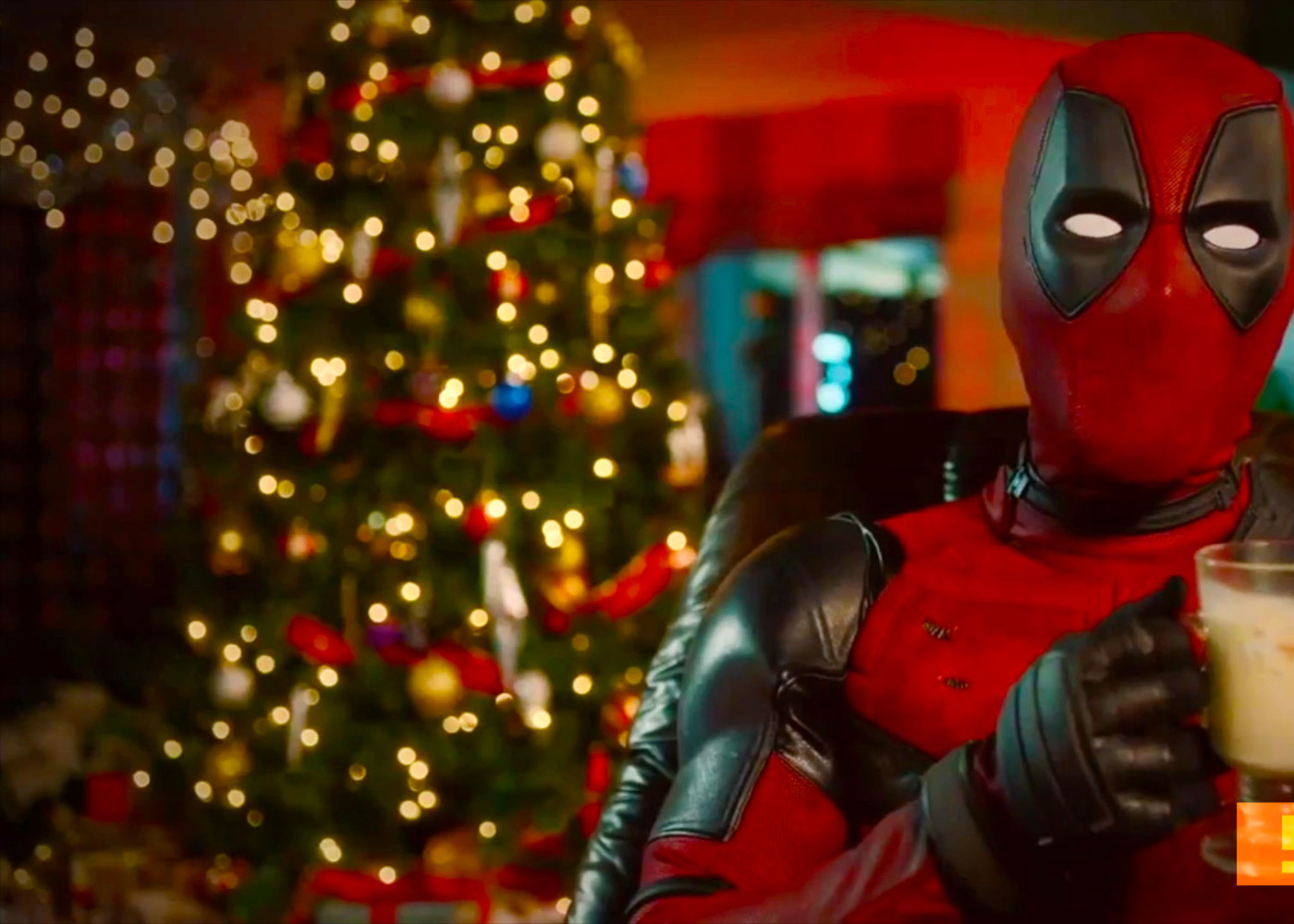 deadpool. 12 days of christmas. 20th century fox. marvel. the action pixel. @theactionpixel