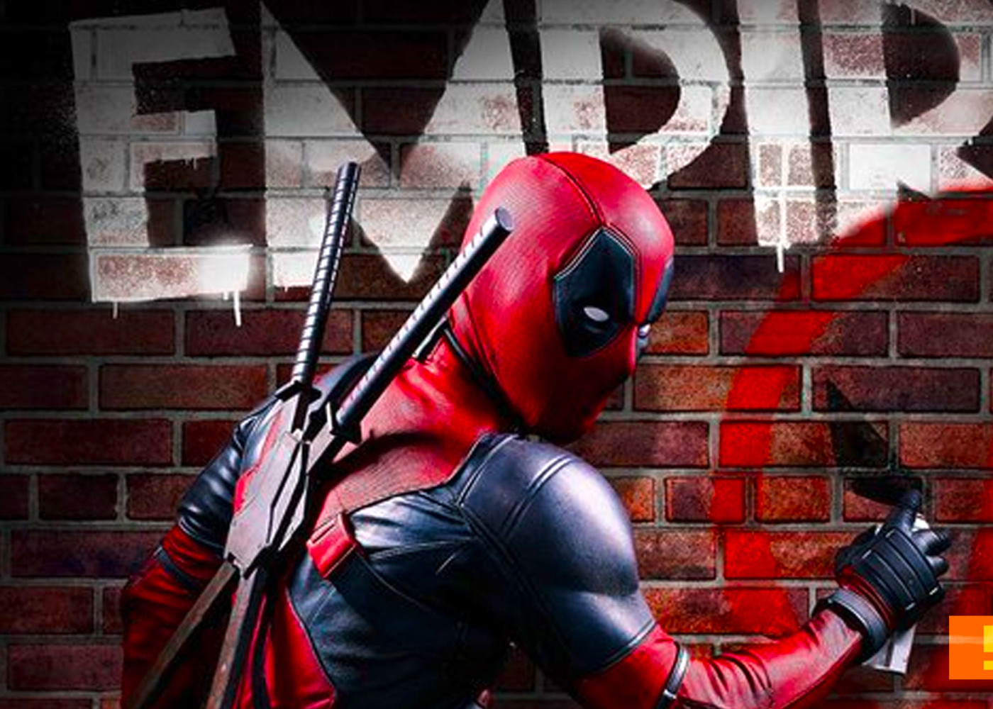 empire. deadpool. 20th century fox. the action pixel. @theactionpixel. marvel.