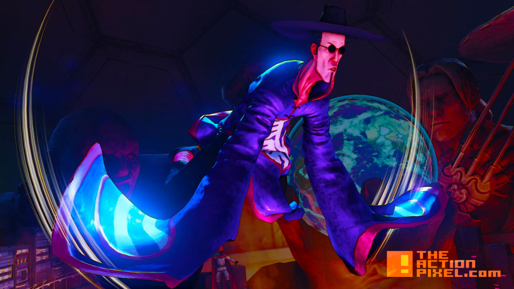 fang. street fighter v. the action pixel. @theactionpixel. capcom