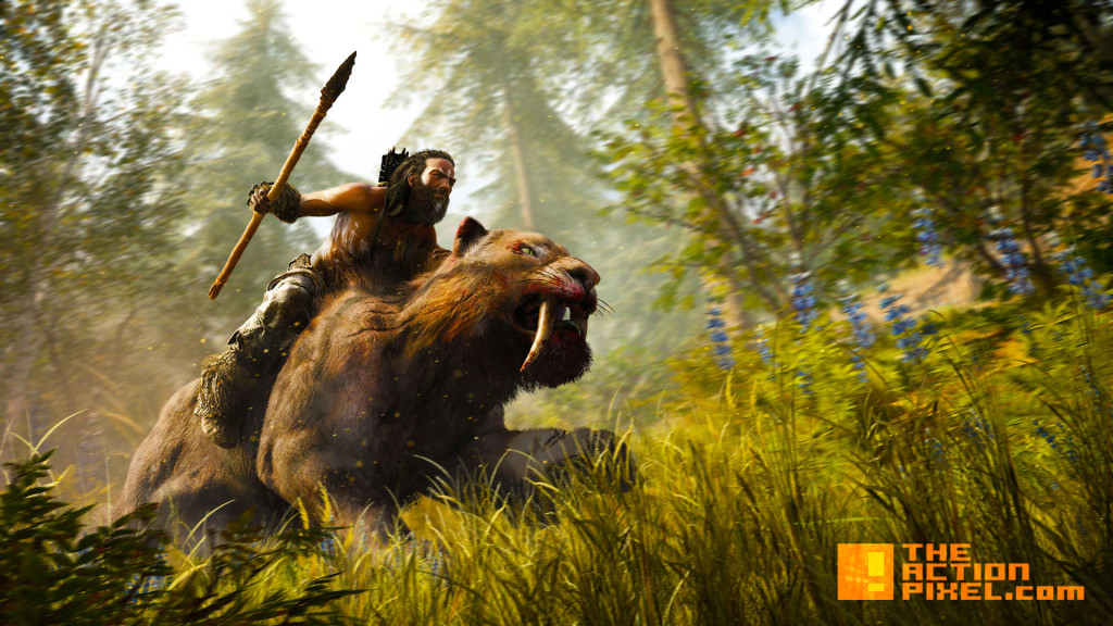 far cry primal. ubisoft. the action pixel. entertainment on tap. @theactionpixel