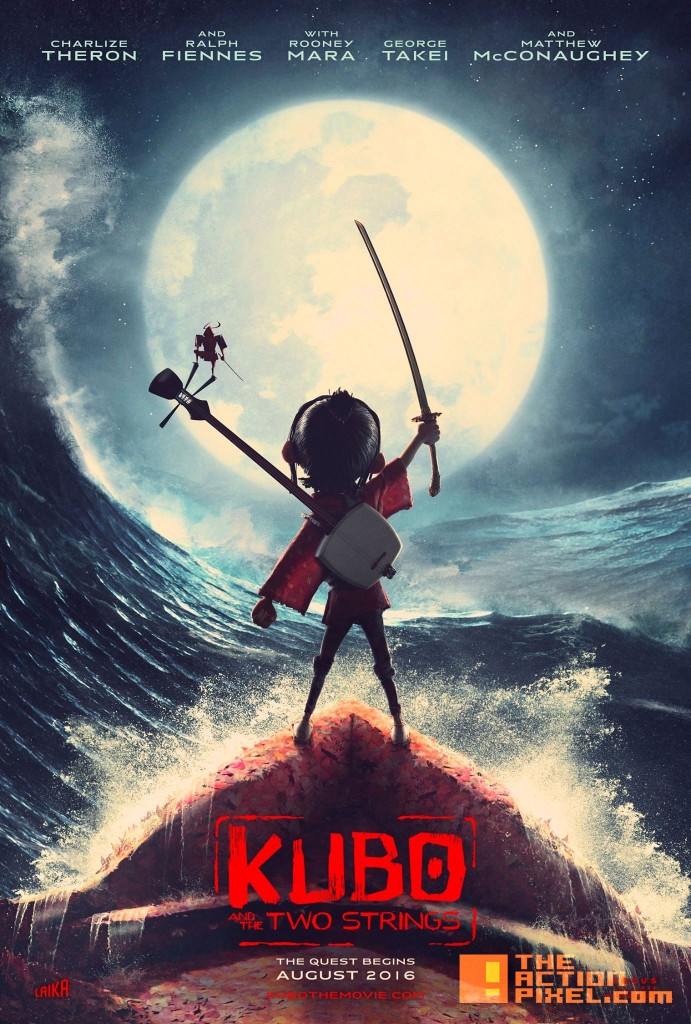 kubo and the two strings. laika. focus feature. the action pixel. @theactionpixel