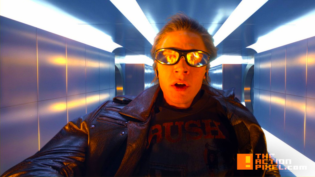 quicksilver. marvel. the action pixel. 20th century fox. x-men apocalypse