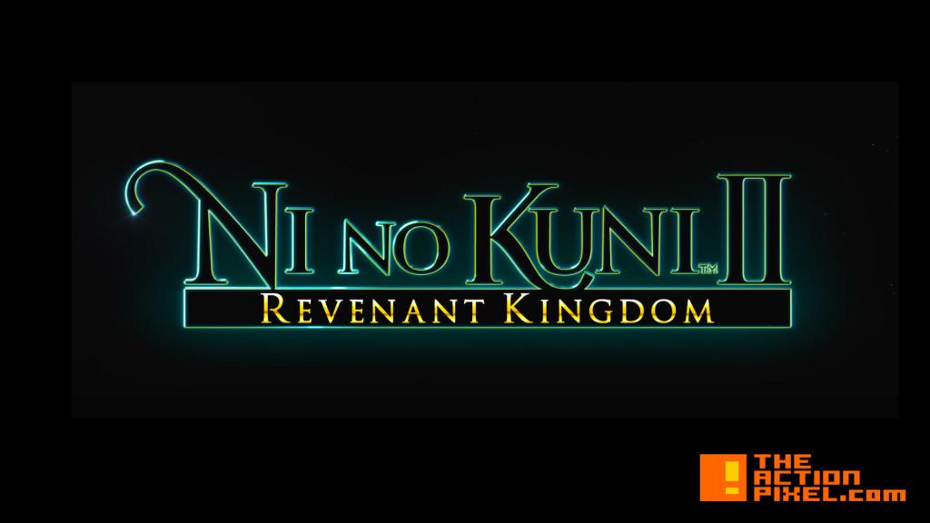 ni no kuni II: REVENANT KINGDOM. bandai namco. the action pixel. @theactionpixel