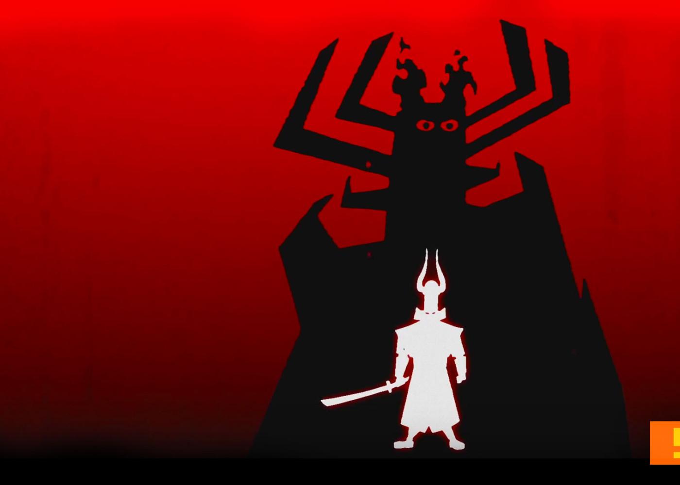 samurai jack. jack is back. cartoon network. adult swim. the action pixel. @theactionpixel