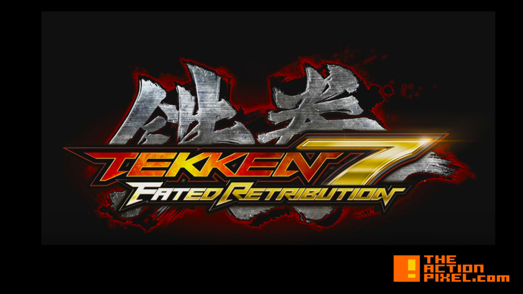 tekken 7. street fighter. capcom. bandai namco. the action pixel. @theactionpixel