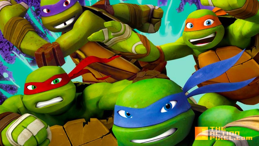teenage mutant ninja turtles. the action pixel. @theactionpixel