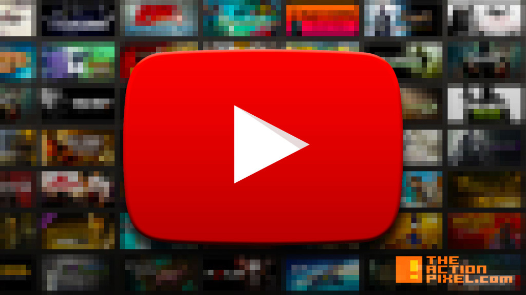 youtube. game trending in 2015. the action pixel. @theactionpixel