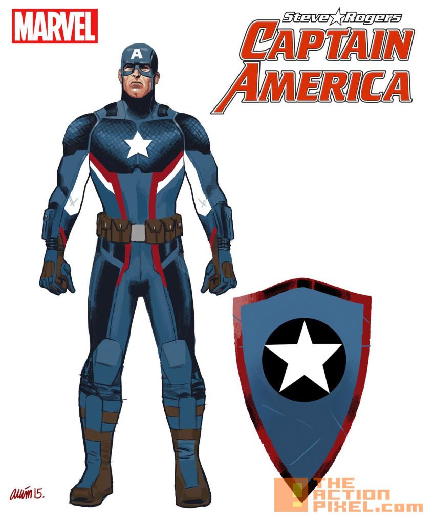 captain america. steve rogers. marvel. the action pixel. @theactionpixel