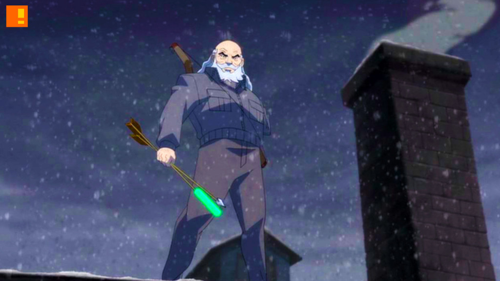 oliver. green arrow. dc comics. frank miller. dark knight returns. @theactionpixel. the action pixel