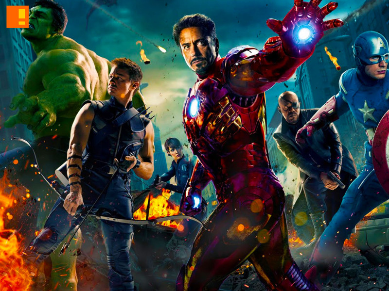 avengers. marvel. the action pixel. @theactionpixel