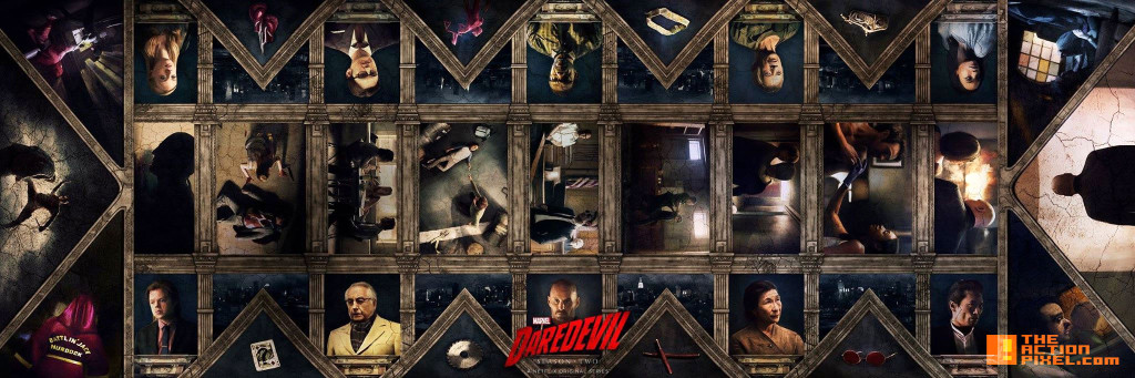 daredevil S2. netflix. marvel. daredevil. the action pixel. entertainment on tap. @theactionpixel