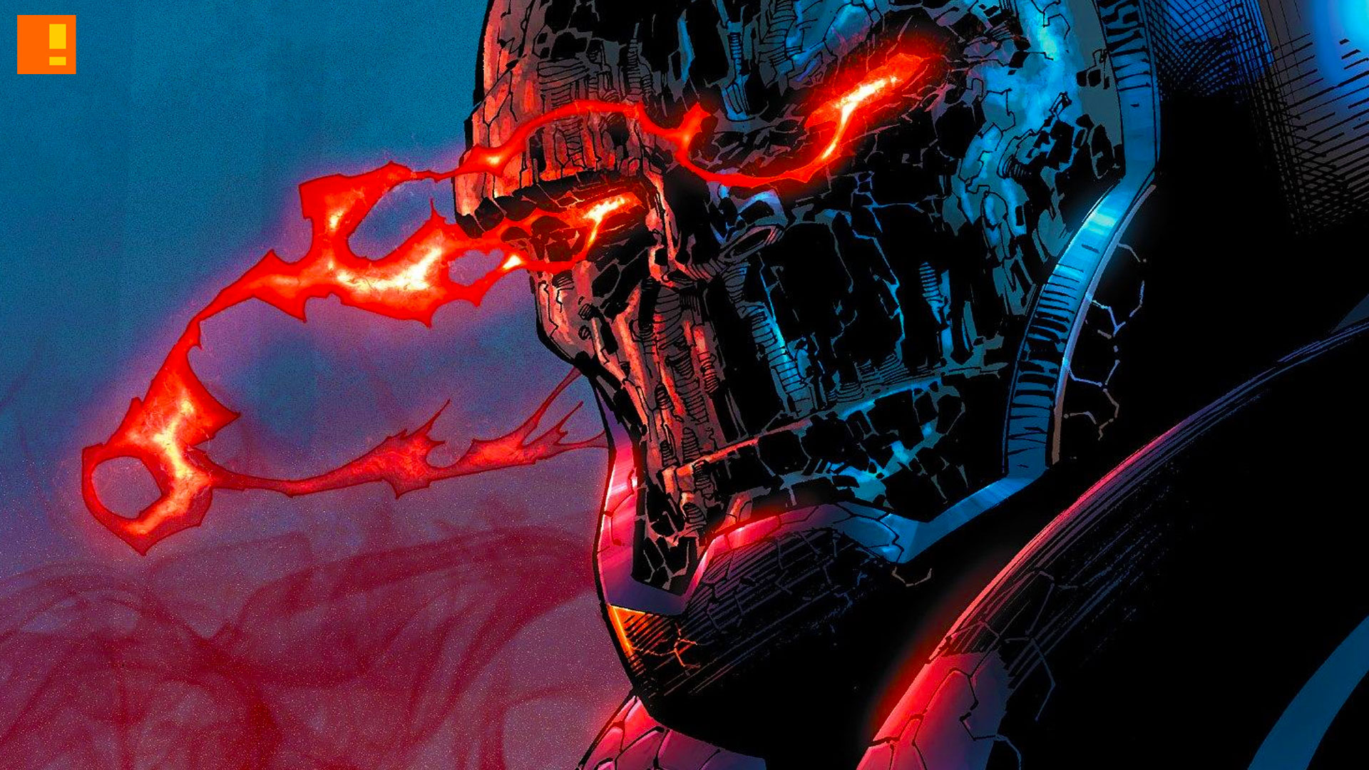 darkseid. dc comics. theactionpixel. @theactionpixel