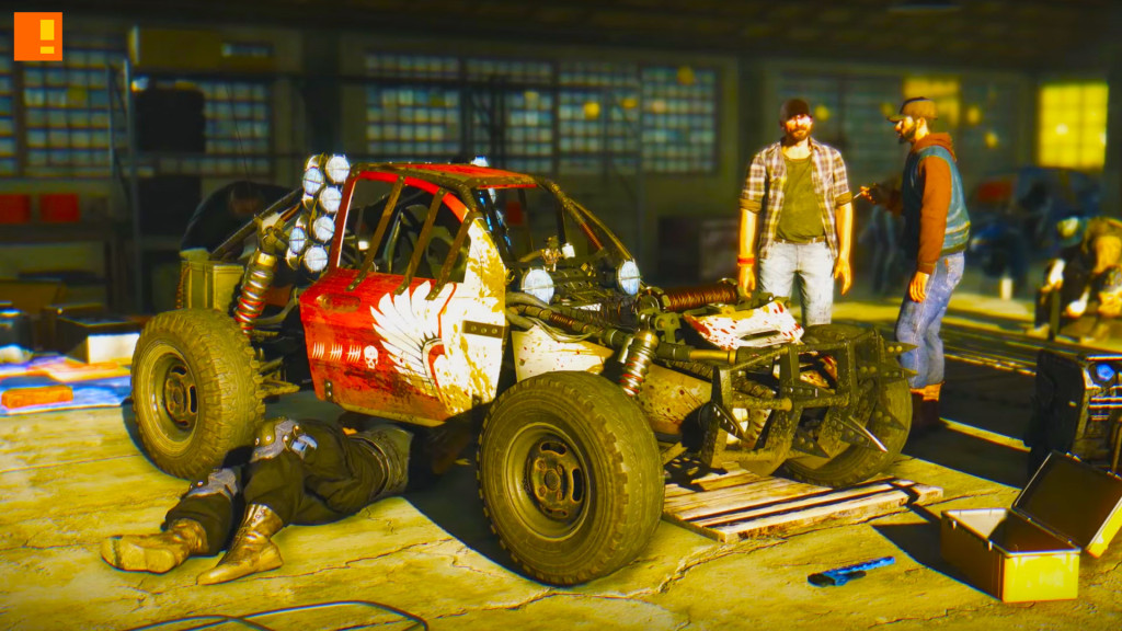 dying light: the following dlc. the action pixel. @theactionpixel