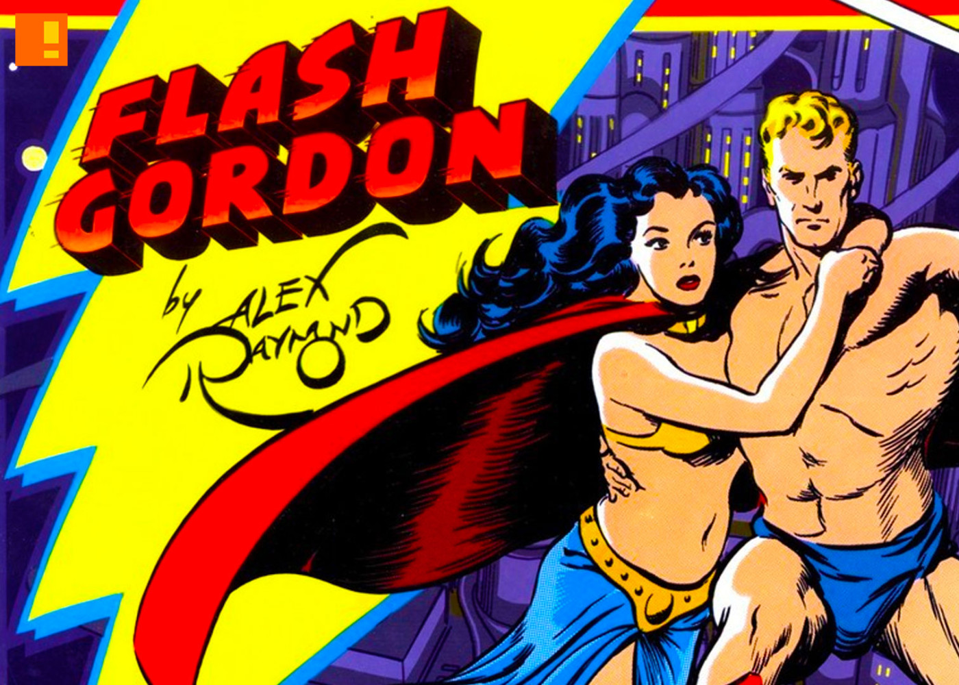 flash gordon. the action pixel. @theactionpixel.