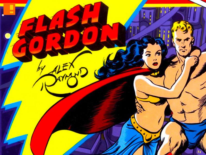 flash gordon. the action pixel. @theactionpixel.