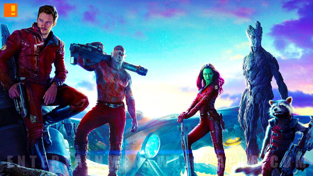 guardians of the galaxy. marvel. the action pixel. @theactionpixel