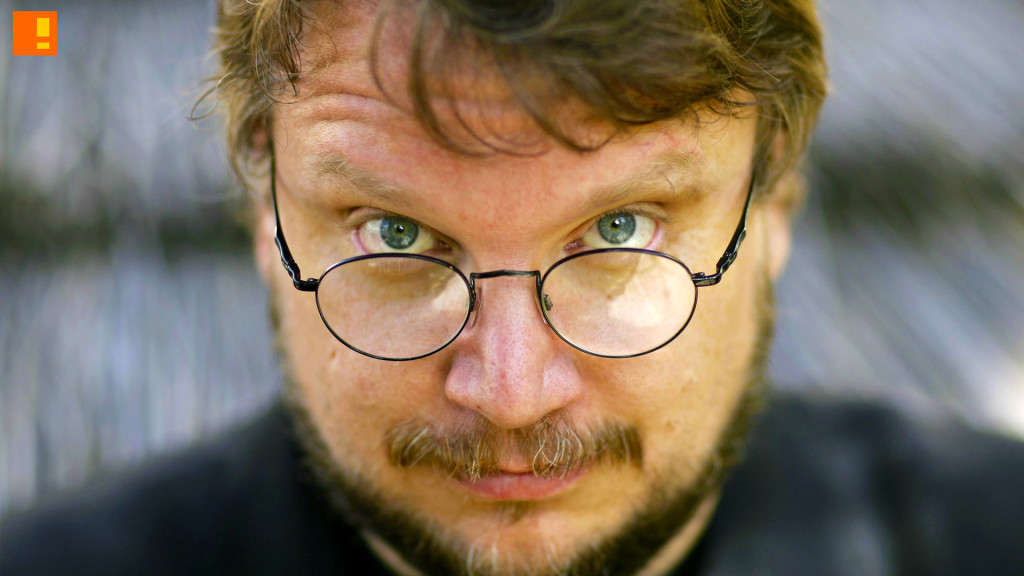 guillermo Del Toro. the action pixel. @theactionpixel. #entertainmentontap