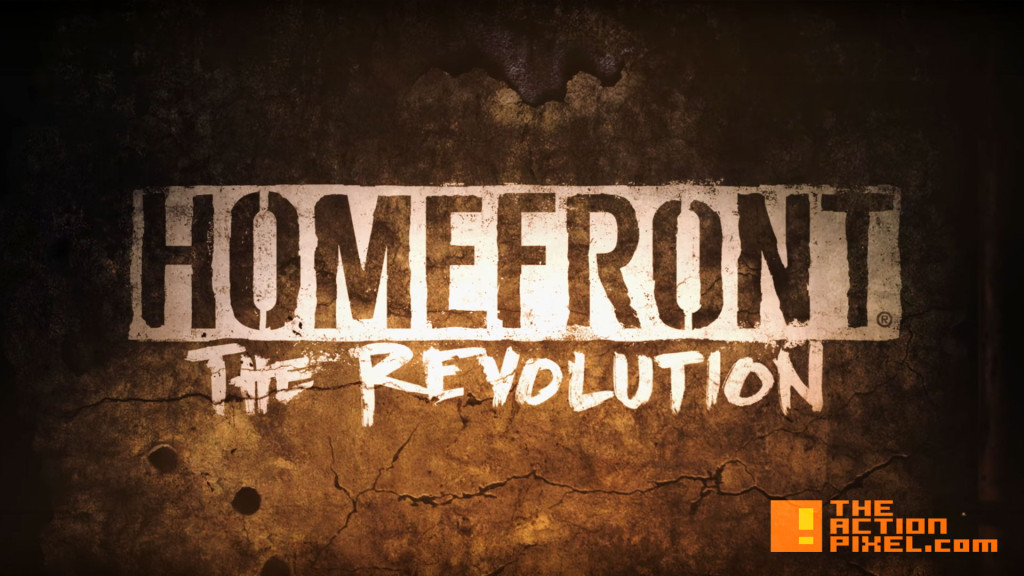 homecoming: the revolution. dambuster studios. deep silver. the action pixel. @theactionpixel