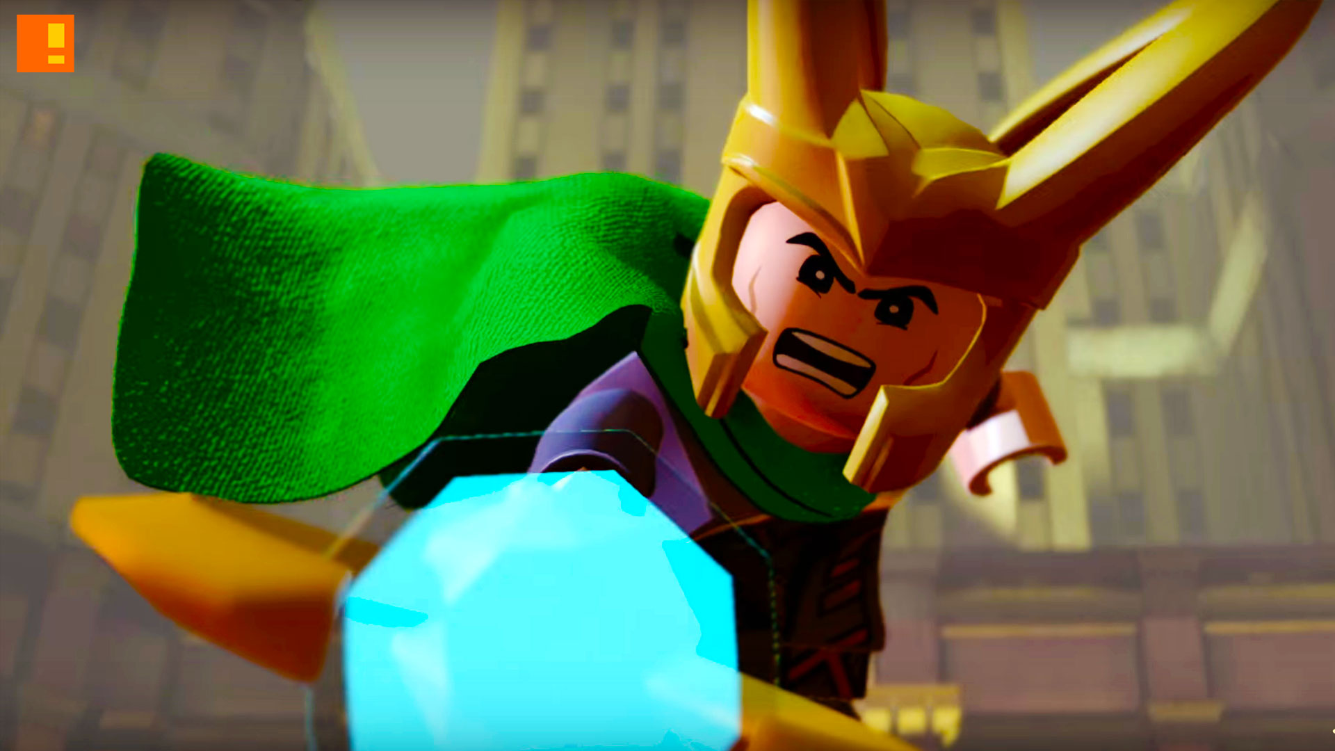 High Quality Loki. Lego. Marvel. Avengers. The Action Pixel. @theactionpixel