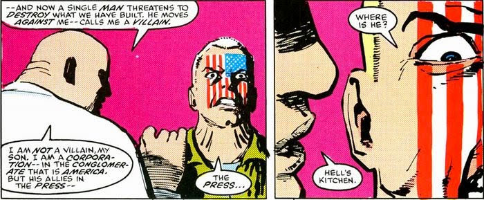 nuke. kingpin. marvel comics. the action pixel. @theactionpixel