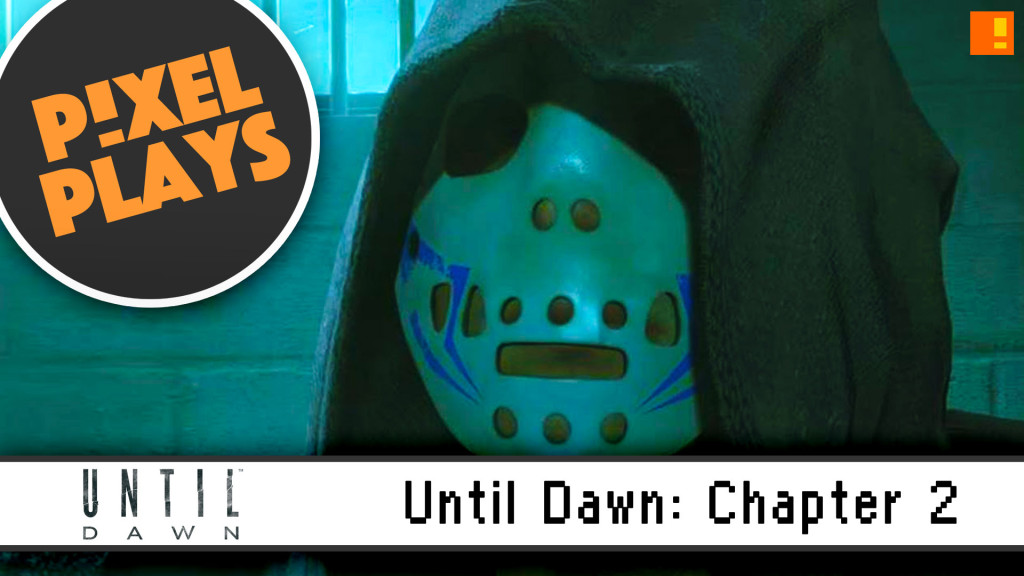 """Pixel Plays   """"Until Dawn"""": Chapter 2 - Jealousy . the action pixel. @theactionpixel"""