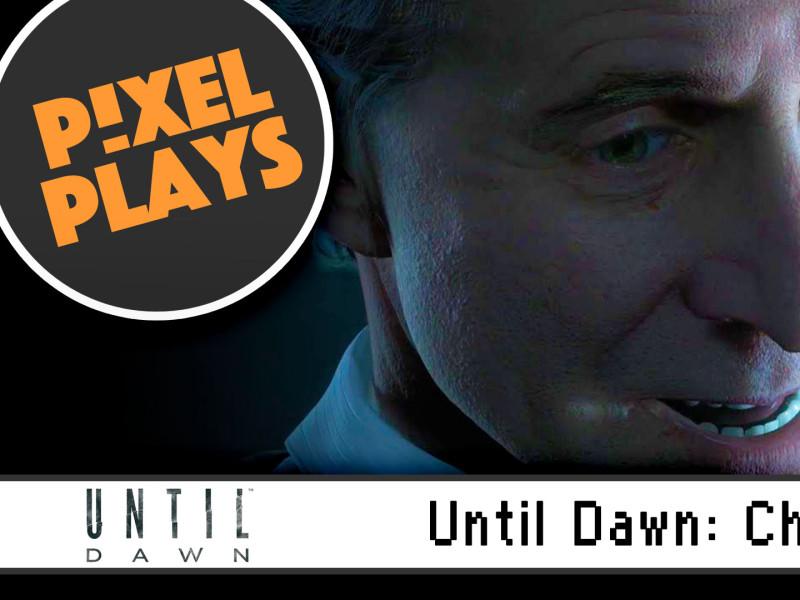 "Pixel Plays | ""Until Dawn"": Chapter 1 - Friendship. the action pixel. @theactionpixel #pixelplays #Entertainmentontap"