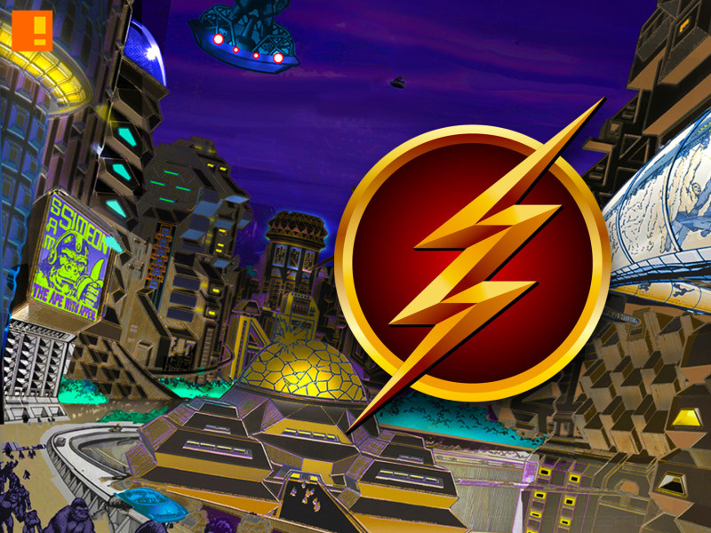 theflash gorilla city. the action pixel. @theactionpixel. entertainment on tap. @theactionpixel. the cw network. dc comics.