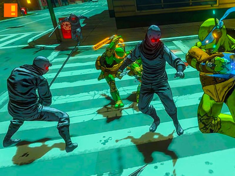 teenage mutant ninja turtles. the action pixel. @theactionpixel. activision. platinum games.