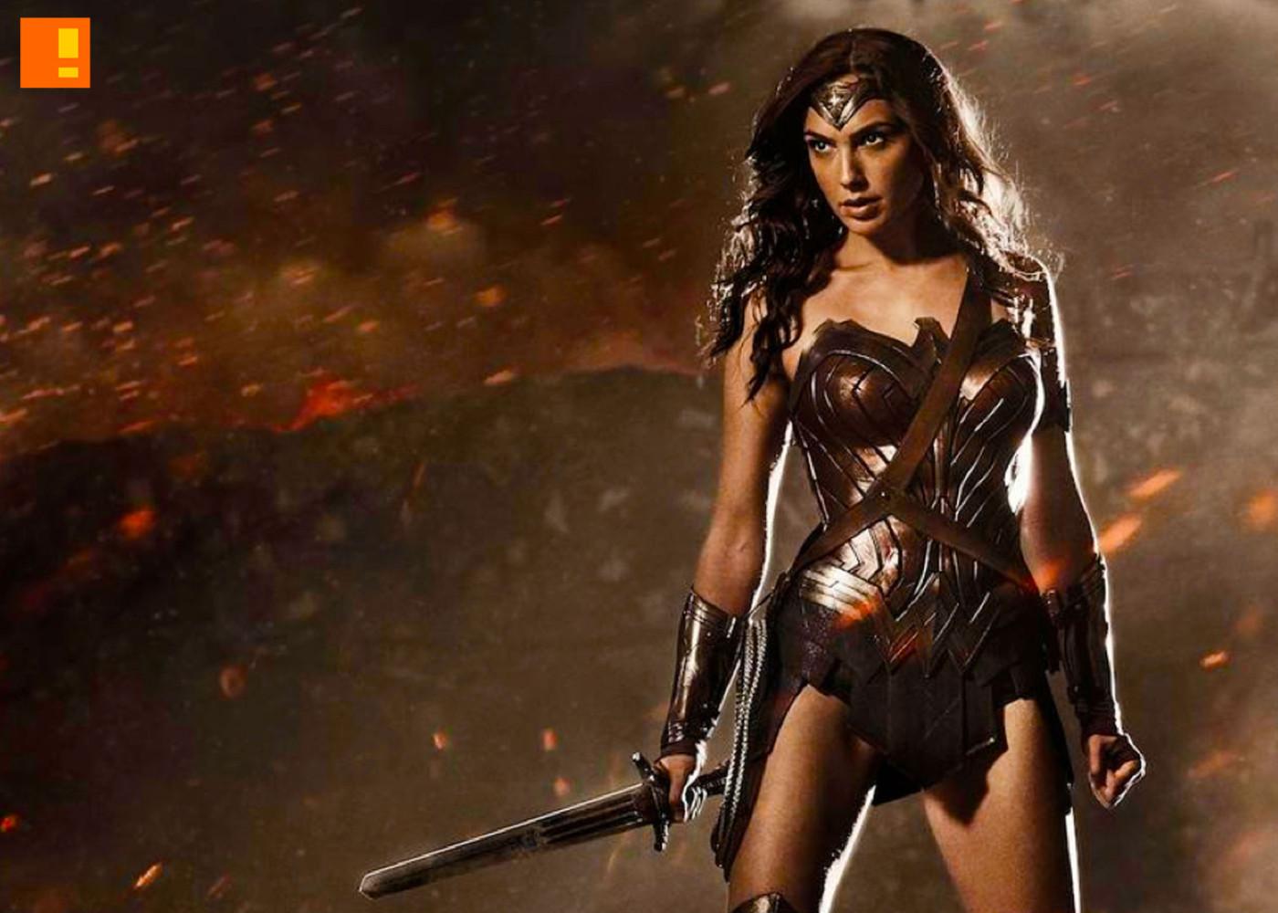 wonder woman. batman v superman. dawn of justice. the action pixel. @theactionpixel. dc comics. wb pictures.